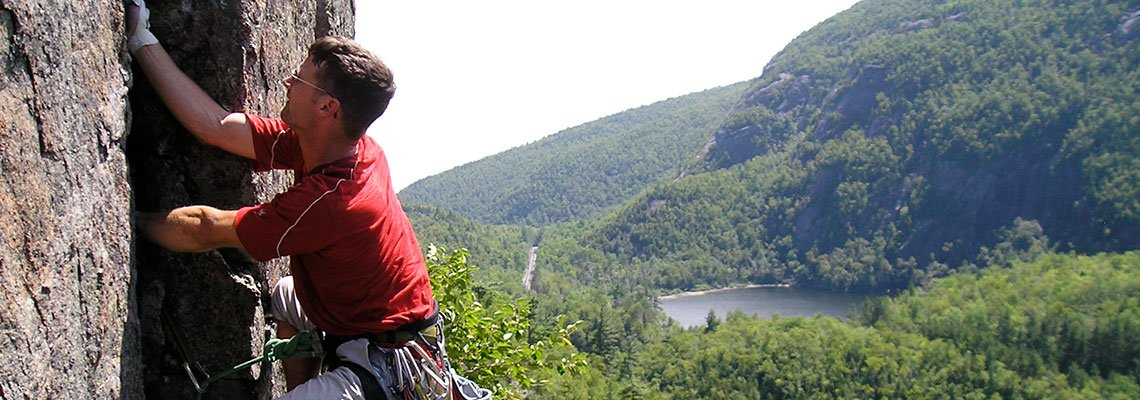 Guide Lead Climbing